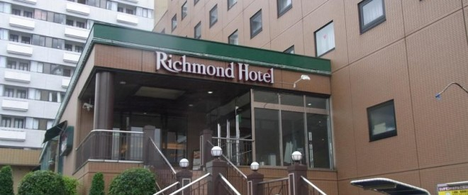 hotel in tokio richmond